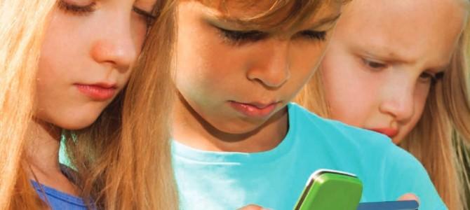 De invloed van het gebruik van technologie en social media op kinderen